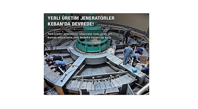 EÜAŞ: Yerli üretim 12 milyon lira - İthali 118 milyon lira