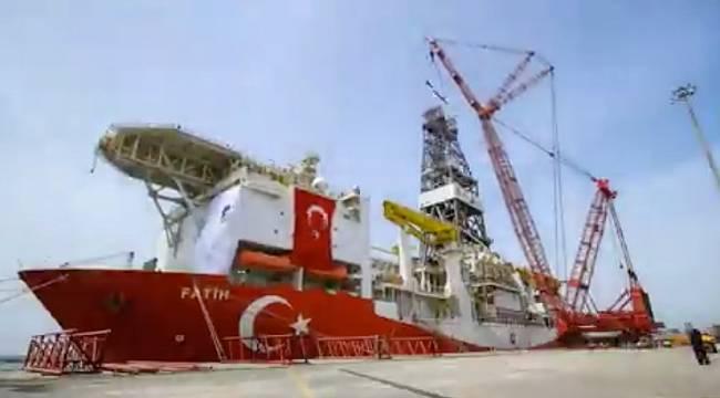 Fatih Sondaj Gemisi: 29 Mayıs'da Karadeniz'e yola çıkıyor