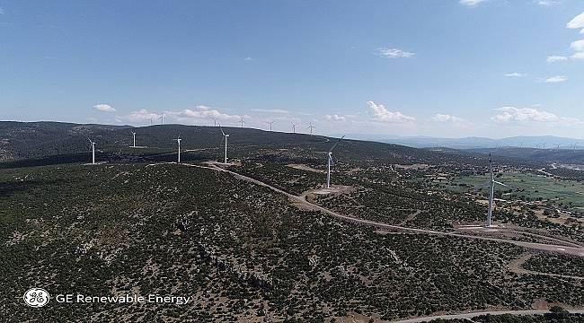 GE Yenilenebilir Enerji - Fina Enerji: Türkiye'de 193 MW gücünde Rüzgâr Santralleri kuracak
