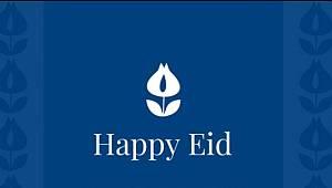 Happy Eid!