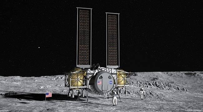 Türk Çiftin Şirketine NASA'dan Ay'a İnsanlı İniş Projesinde önemli görev!