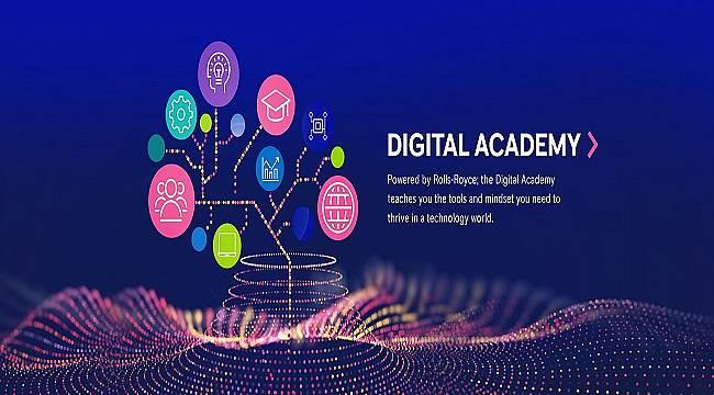 ÜCRETSİZ: Rolls-Royce'tan Covid-19 Krizinde Eğitim Programı - Dijital Akademi