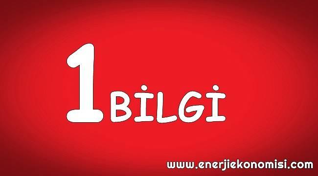 YENİ VERİLER: Türkiye'de kaç elektrik santrali var?