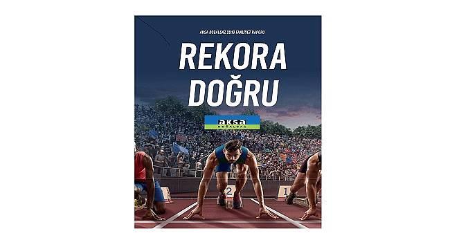 Aksa Doğalgaz'ın 2019 Faaliyet Raporu...