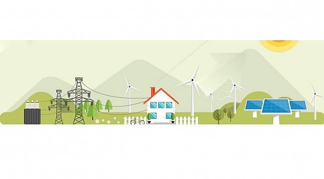 2025'te yüzde 100 yenilenebilir elektrik enerjisi kullanacak!