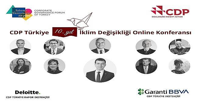 Dünyanın en büyük çevre raporlama platformu CDP, Türkiye'de 10'uncu yılını kutluyor