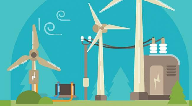 Enerji Bakanlığı: Rüzgar...