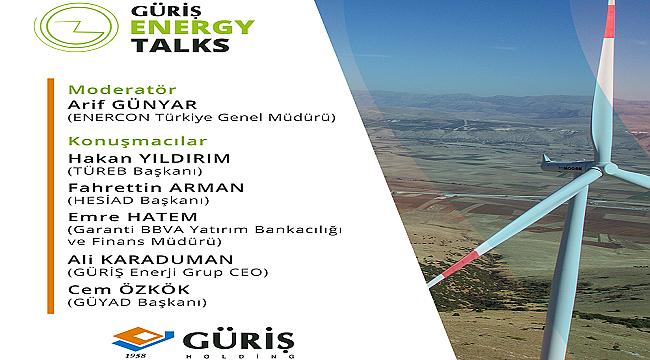 Enerji Sektörü: Energy Talks'da buluşuyor