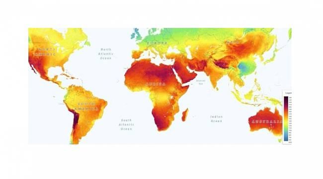 GÜNDER: Küresel Güneş Enerjisi Atlası...