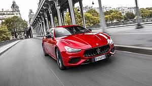 Maserati Ghibli Hybrid Ekim'de Türkiye'de!