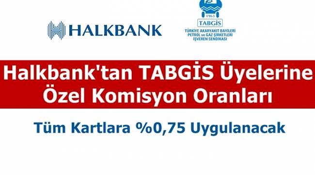 TABGİS: Halkbank...