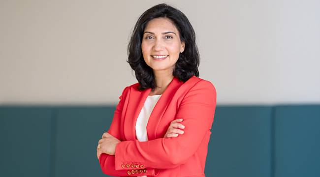 Bosch Grubu Yönetim Kurulu'na atanan ilk kadın üye oldu!