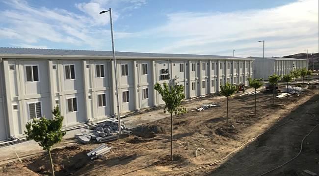 Pandemi Hastanesi: VİKO kaçak akım algılama rölesi ve otomatları ile...