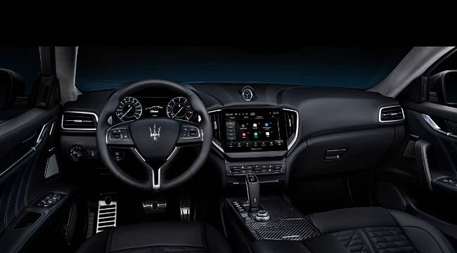 Tarihinde ilk elektrikli: Maserati Ghibli Hybrid Tanıtıldı