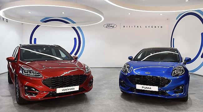 FORD: Yakın gelecekte sunulması planlanan hibrit ve elektrikli modellerin...