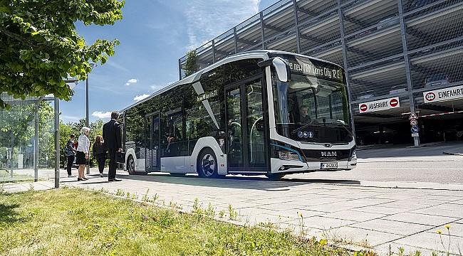 MAN: 50 yıllık elektrikli otobüs tecrübesini...