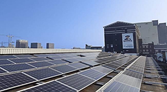 PEPSICO: Türkiye'de hedef yüzde 100 Yenilenebilir Enerji