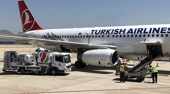 SOCAR AVIATION: Milas-Bodrum Havalimanı'nda yakıt teminini kendi ikmal tesislerinden yapacak