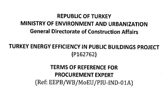 Turkey Energy efficiency in public buildings project