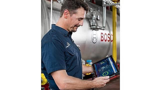 Bosch Termoteknik: Endüstriyel kazan sistemleri için geliştirdiği...