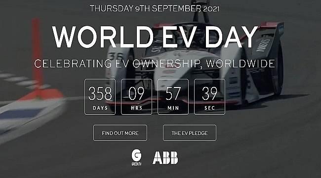 """GÜNDER: Dünya Elektrikli Araç Günü""""nün bir ay öncesinde"""
