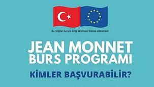 Jean Monnet Burs Programı 2021-2022...