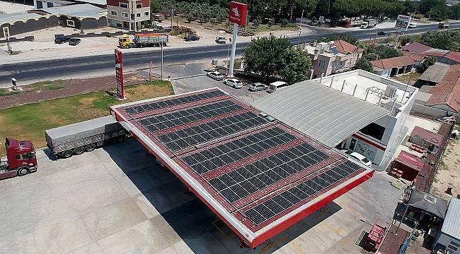 Petrol Ofisi Güneş Enerjili istasyon sayısı 5'e çıktı: Toplam 258 kWp'lık kurulu güç...