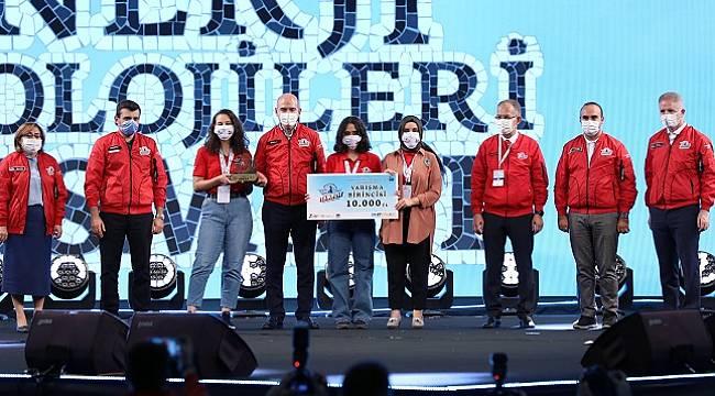 TEKNOFEST 2020 'Çevre ve Enerji Teknolojileri Yarışması' ödülleri sahiplerini buldu!
