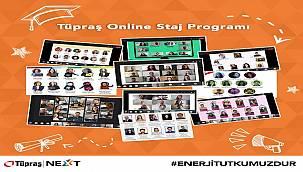TÜPRAŞ: Online Staj Programı...