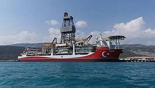 Turkey's third drilling ship: Kanuni