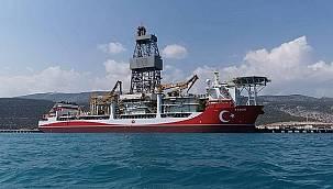 Turkey's third drilling ship: Kanuni