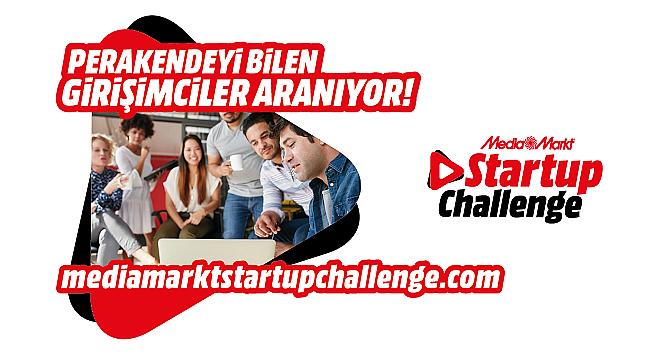 Başarılı girişimciler MediaMarkt Startup Challenge'da boy gösterecek / Videolu