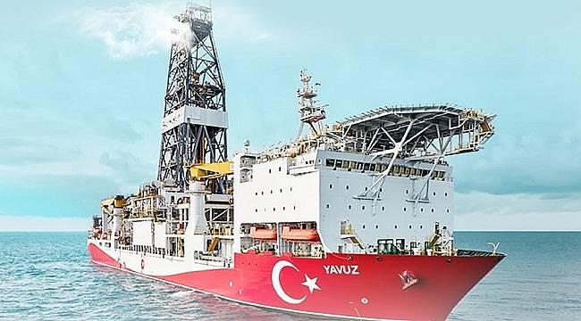 Enerji Bakanlığı: Yavuz Sondaj Gemisi 'Selçuklu-1 kuyusunda...'