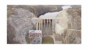 Gürsöğüt-1 Barajı ve HES'in Bakanlık Kabulü Gerçekleşti