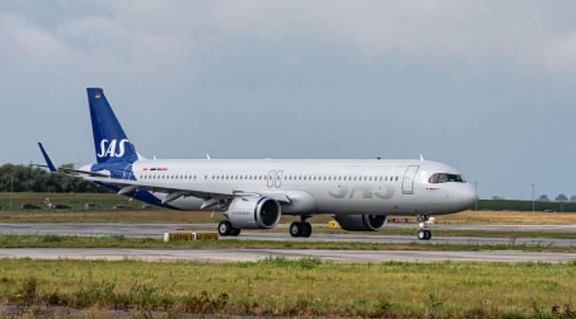 Sürdürülebilir jet yakıtı kullanan ilk A321LR'sini teslim aldı!