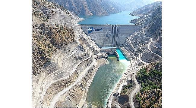 Çetin Barajı ve Hidroelektrik Santrali Sıfır Atık Belgesi Aldı!