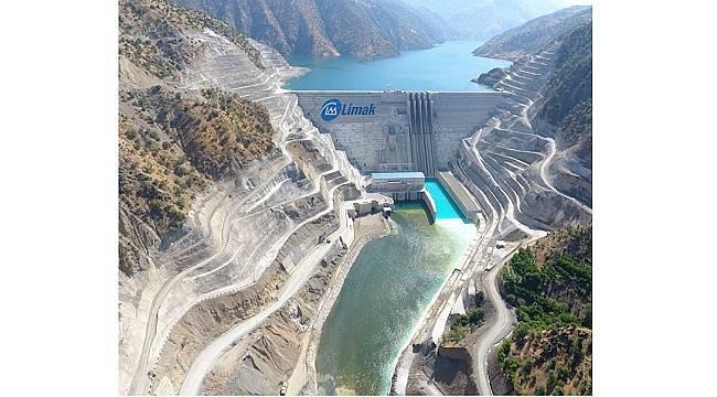 Çetin Dam and Hydroelectric Power Plant receives Zero Waste Certificate