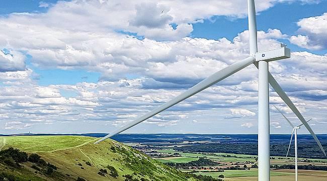 GE'nin en güçlü kara tipi rüzgâr türbini...