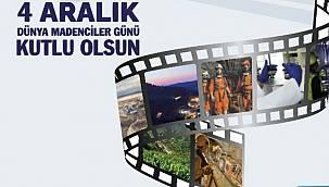 Türkiye Madenciler Derneği: Kutlu Olsun
