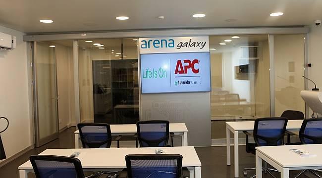 Arena ve APC by Schneider Electric iş birliği!