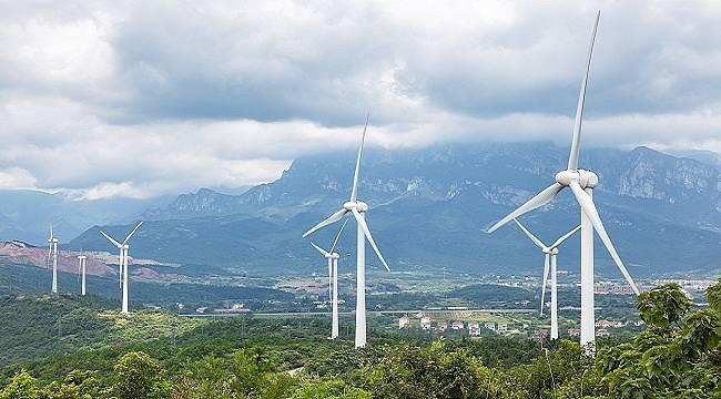 REKOR: Elektriğin 5'te 1'den fazlası rüzgardan üretildi