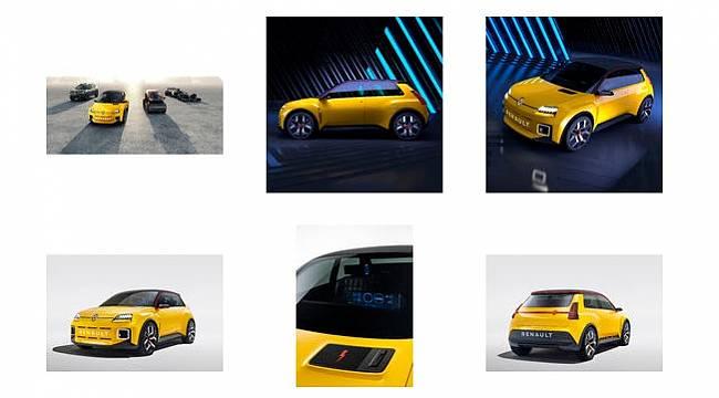 Renault'ta Yeni Dönem: 14 ana modelin 7'sini tamamen ELEKTRİKLİ olacak