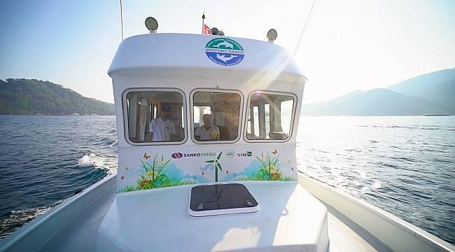 Sanko Enerji - TURMEPA Teknesinin çevresel sürdürülebilirlik raporları yayınlandı