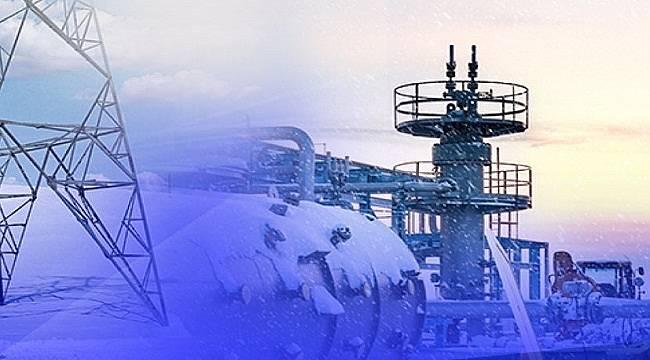 Elektrik ve doğal gaz sektöründe kaç kişi çalışıyor?