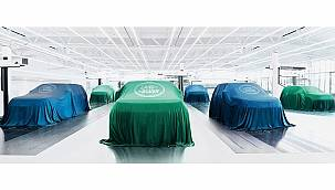 Land Rover - Global Announcement