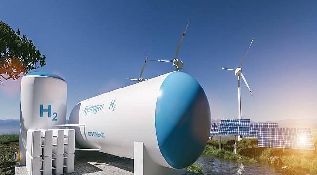 'Yeşil hidrojen' konusu...