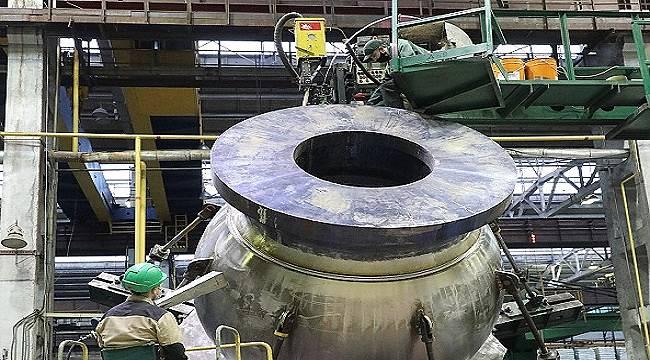 AKKUYU Nükleer: Pompa üniteleri küresel gövdelerinin montajına başlandı...