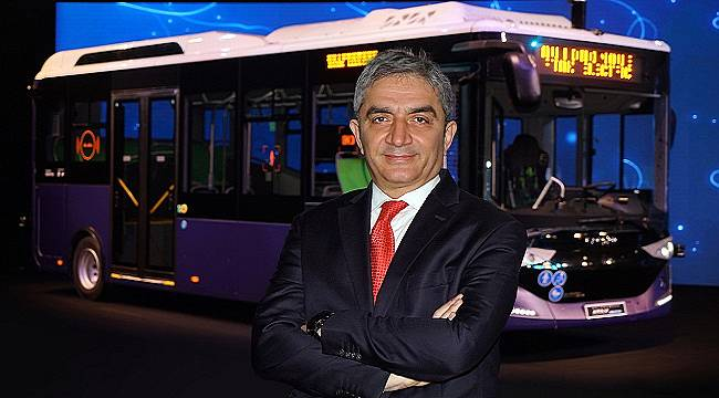 İlk Seri Üretim Sürücüsüz Otobüsü Otonom Atak Electric Yollara Çıkıyor!