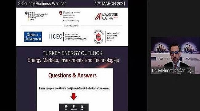 İsviçre - Avusturya - Almanya Büyükelçilikleri toplantısı: TEMİZ Enerji'de Türkiye'nin potansiyeli çok yüksek