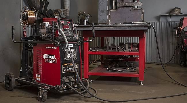 Lincoln Electric'ten 'Yeni 5 Yıllık Fabrika Garantisi'